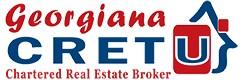 Georgiana Cretu Chartered Real Estate Broker