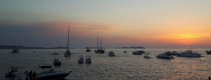 Sunset at Port Antony
